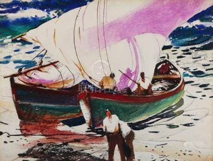 JOHN WHORF (American, 1903-1959)