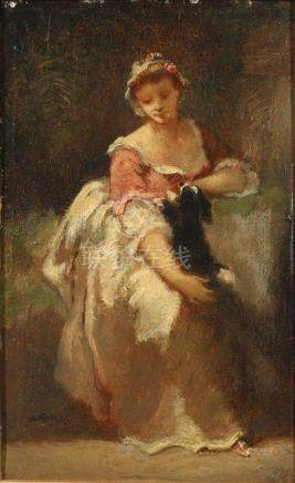 NARCISSE-VIRGIL DIAZ DE LA PENA (1808-1876)