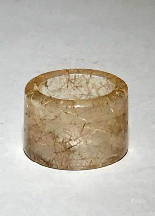 A Crystal Ring