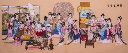 Chinese Dream Of The Red Chamber 18 Women