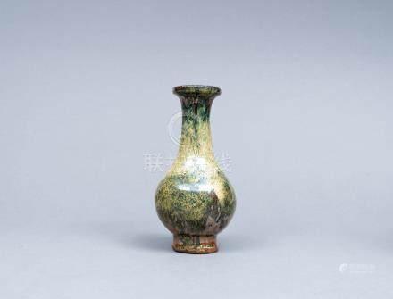 清中期 石灣窯瓶