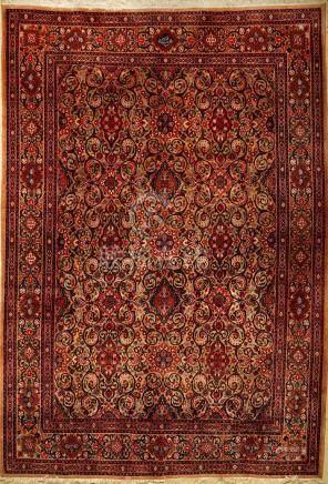 Fine Moud Carpet (Signed),