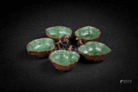 Five Plum-blossom Cups