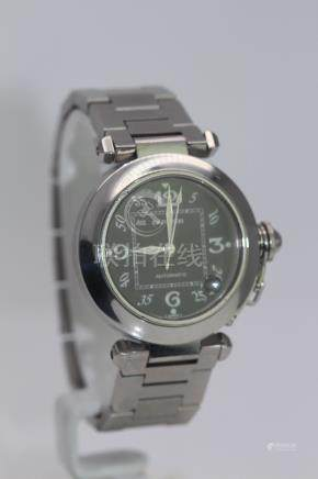 Cartier Pasha Stainless Steel, Automatic Watch,