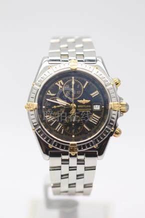 Breitling Chronometre Crosswind Mens Watch, Model B13355