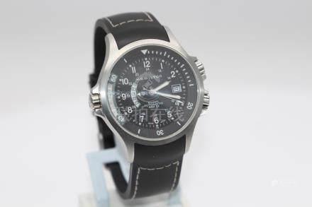Gents Hamilton Khaki Automatic Watch, Model- H776151