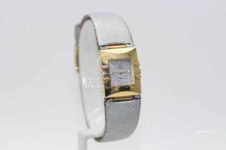 Ladies 18ct Yellow Gold Omega Constellation, Warranty Cards,16317861