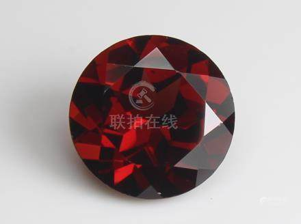 2.29ct Pyrope Almandite Garnet with IGI Certtificate