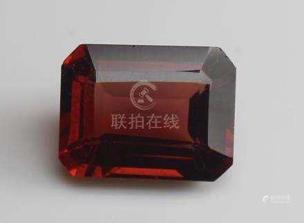 1.87 ct Pyrope Almandite Garnet with IGI Certtificate