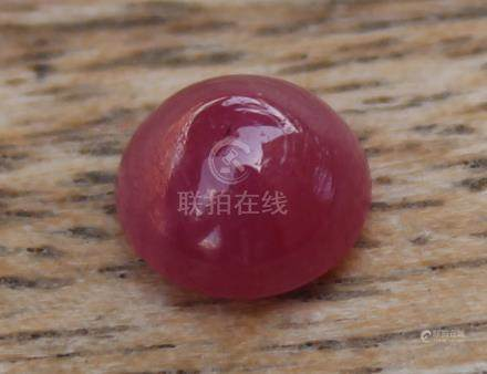 1.15 Ct Untreated Ruby With IGI Certificate
