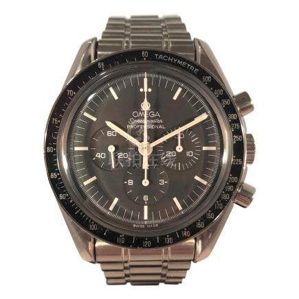 Omega Speedmaster, First Watch Worn on the Moon Series
