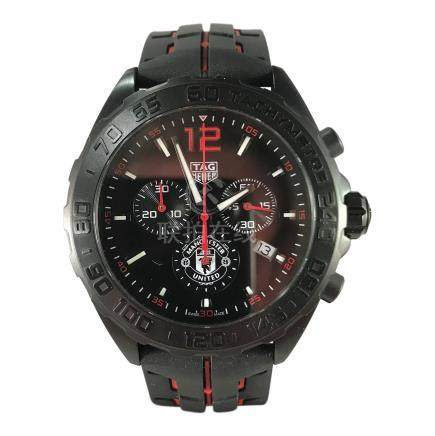 Tag Heuer Manchester United Limited Series CAZ201J