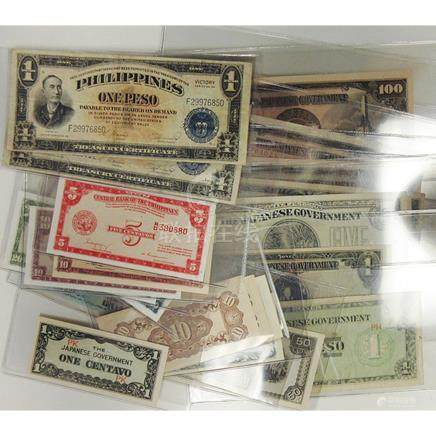 Various Philippines Issuers. 1942-2005. Group of 29 Issued N