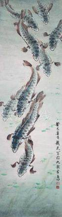 趙世光 - 九魚圖