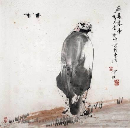 林崢明 - 人物