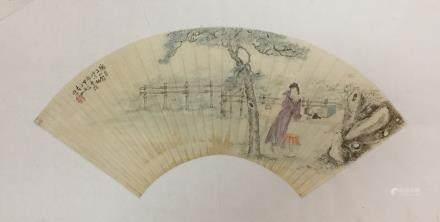Wu Youru(-1894), Figure