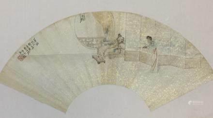 Fei Danxu(1802-1850), Figure