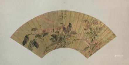 Yun Shouping(1633-1690), Flower