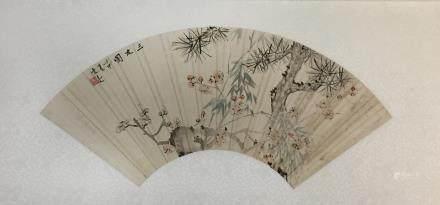 Yuan Kewen(1889-1931), Flower and Plants