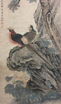 Shen Quan, Flowers and Birds