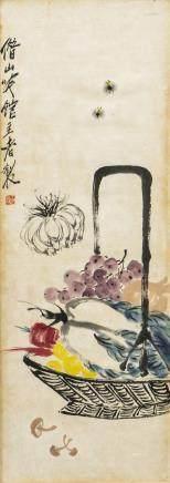 QI BAISHI (1864-1957), HARVEST