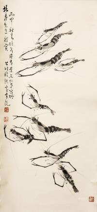 ZHOU GONGLI (1903-1989), SHRIMP