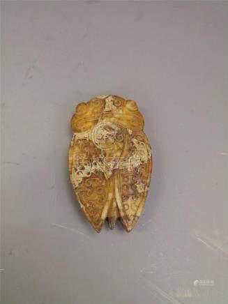 Chinese Jadeite Cicada