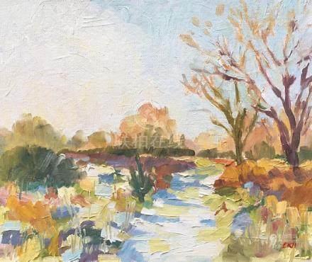 Impressionistic Paintings Oil Paintings Original Art