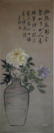 Chinese Scroll Painting  - Li Shan