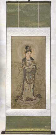 UNKNOWN <GUANYIN FIGURE>