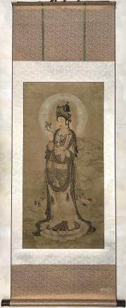 UNKNOWN <NORTHERN SEA GUANYIN FIGURE>