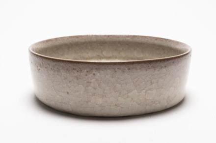 A Chinese Guan Porcelain Washer宋代-官窯印文直腹洗