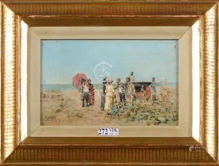 MARCH Y MARCO Vicente (1859 1927)