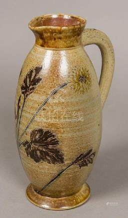 A late 19th/early 20th century Martin Brothers pottery