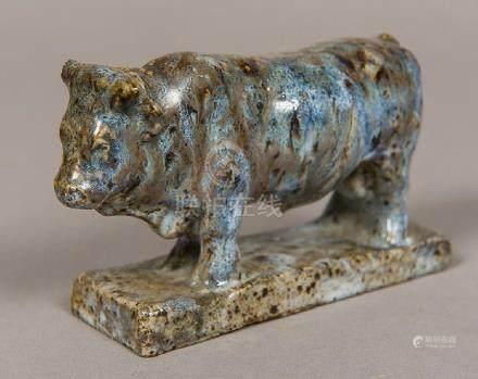 REGINALD FAIRFAX WELLS (1877-1951) British, Stoneware