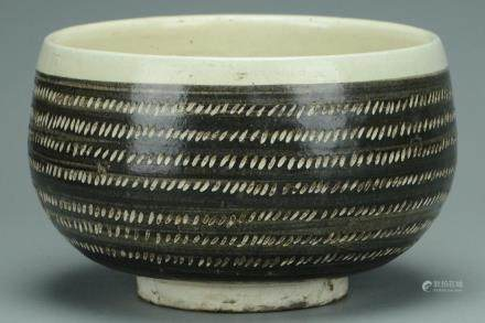 A PAINTED CIZHOU BOWL
