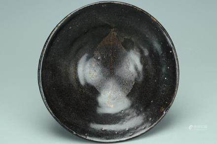 A SOUTHERN SONG DYNASTY JIZHOU LEAF BOWL