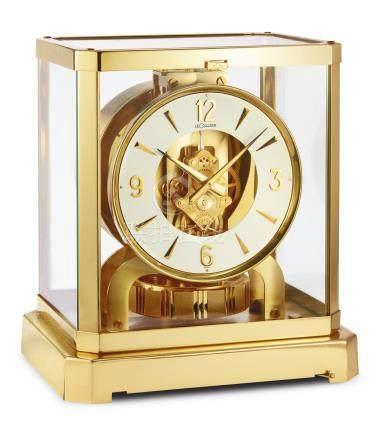黃銅空氣鐘,序列號36834,年份約1970。
