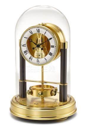 「150TH ANNIVERSARY」限量版黃銅空氣鐘,編號0382/3000,序列號604599,年份約1983。