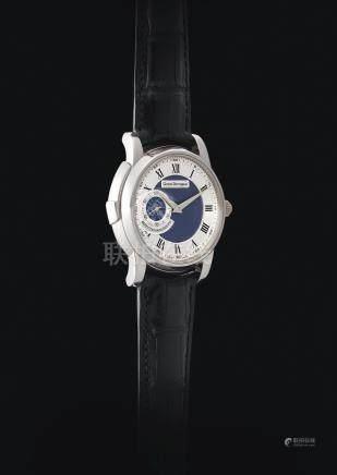 「RÉPÉTITION MINUTES」鉑金三問腕錶,編號11 PT.,年份約1997。