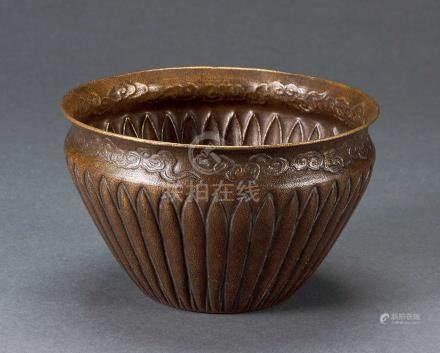 中川凈益造毛织铜建水