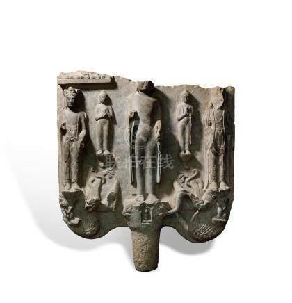 北齐佛造像碑