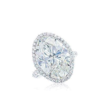 10.80克拉鑽石戒指