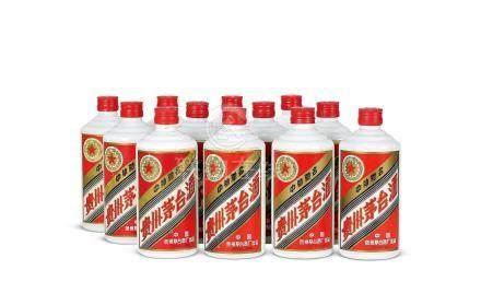 1995年貴州茅台酒(鐵蓋)