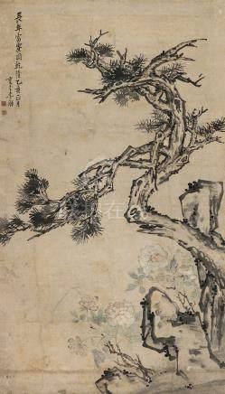 長年富貴(乙亥(1755年)作)
