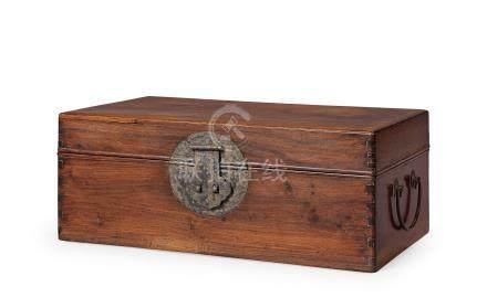黃花梨書箱(清早期)