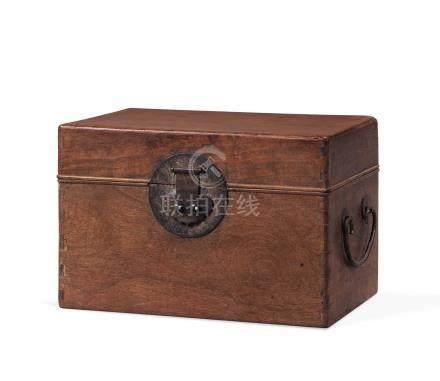 黃花梨文具盒(清早期)