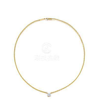 鑽石「Love Support」項鍊,卡地亞