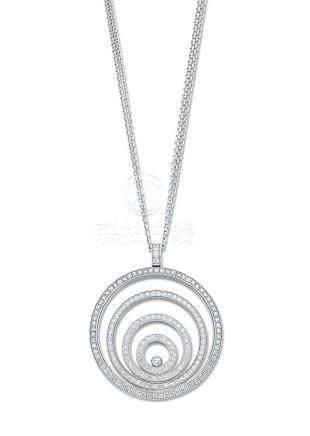 鑽石「Happy Spirit」項鍊, 蕭邦