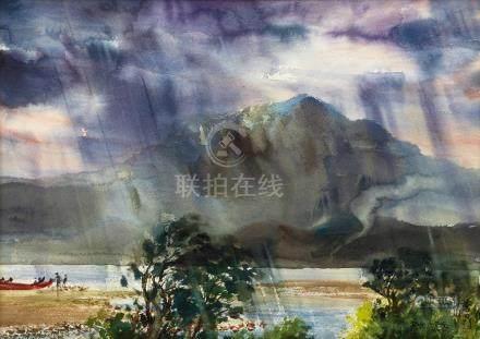 淡江驟雨(一九七二年作)